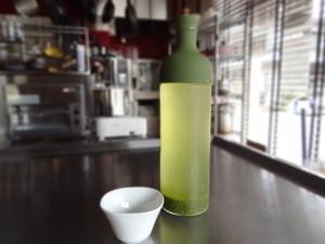 ハリオフィルターインボトル水出し緑茶1