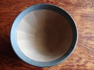 光陽黒7寸すり鉢