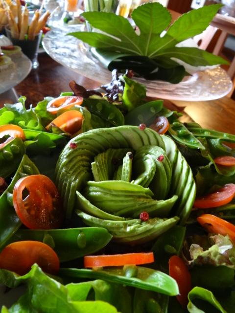 新緑のサラダビーツドレッシング4