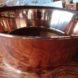 銅の洗い桶 モニター結果発表します♫